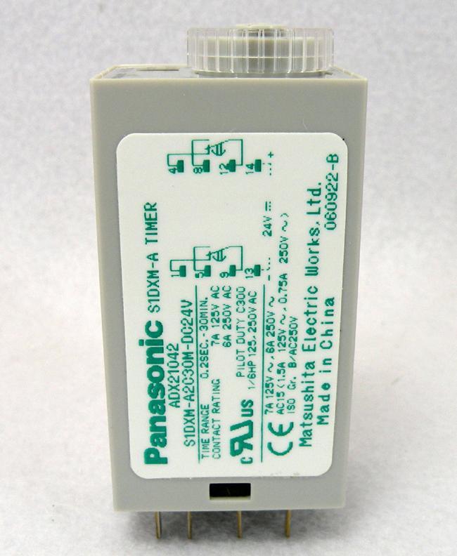 松下 转换型 S1DXM-A2C30M-DC24V继电器