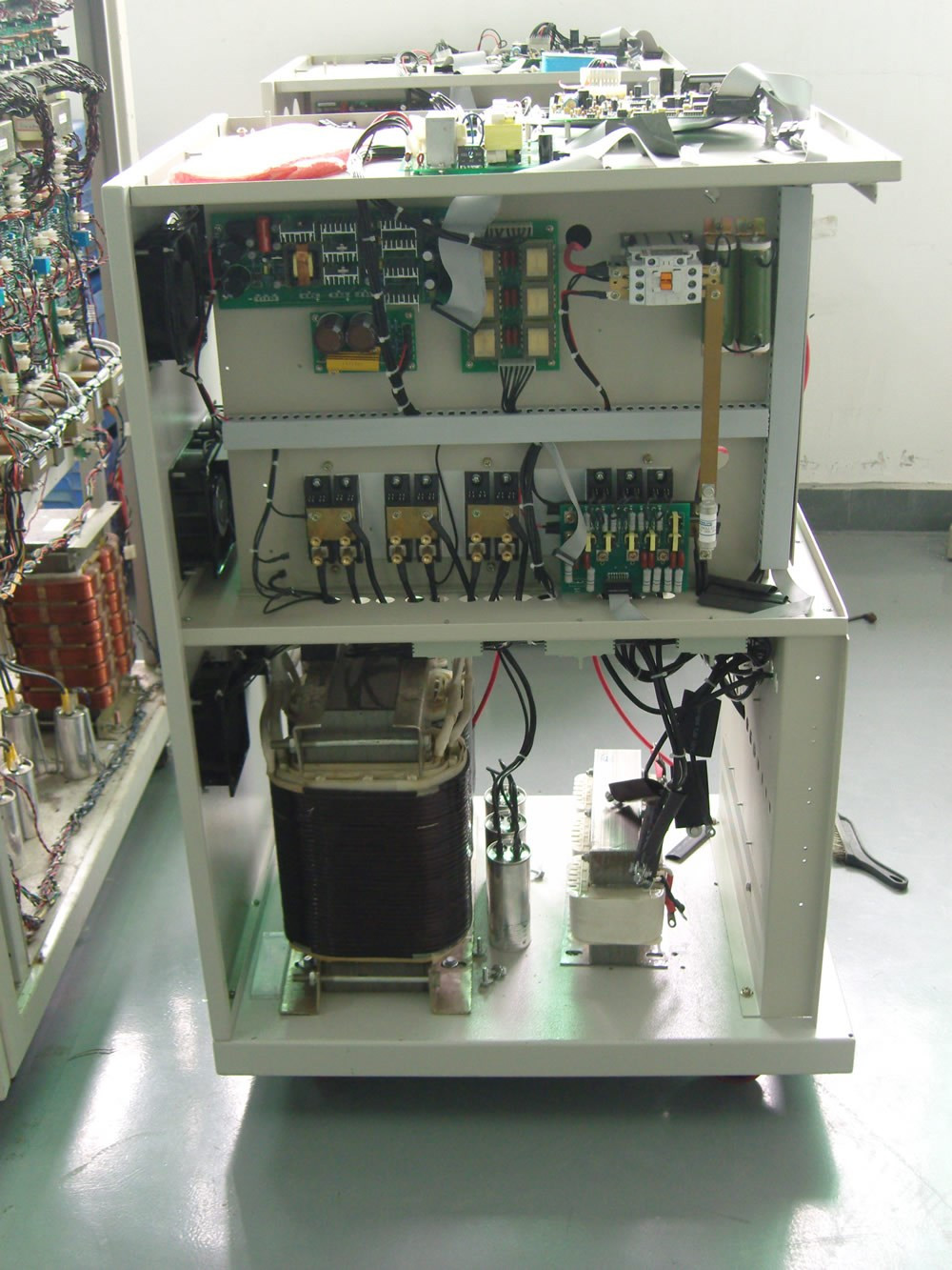 Bosin 照明用 ups不间断电源15KW蓄电池