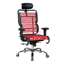 红色系大班椅上海橡皮筋创意后现代 椅子