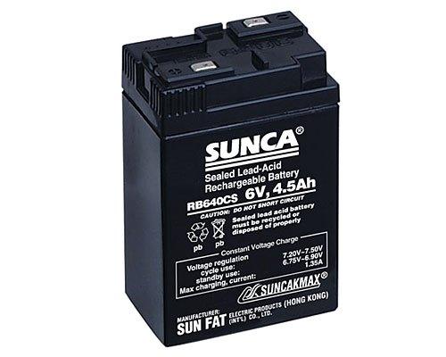 新佳 照明用 645C蓄電池