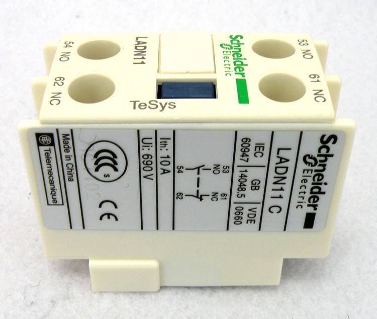 施耐德 一開一閉 LADN11C繼電器