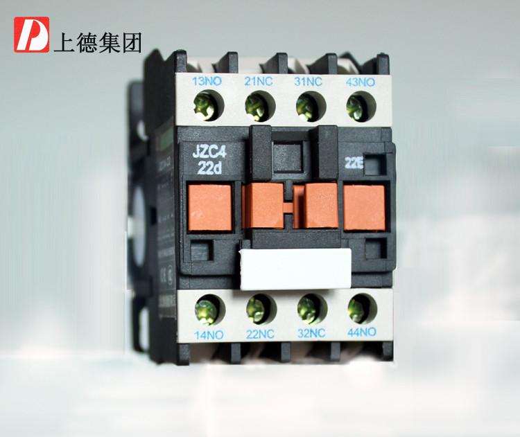 創德利 轉換型 中間繼電器 JZC4-22 36V繼電器