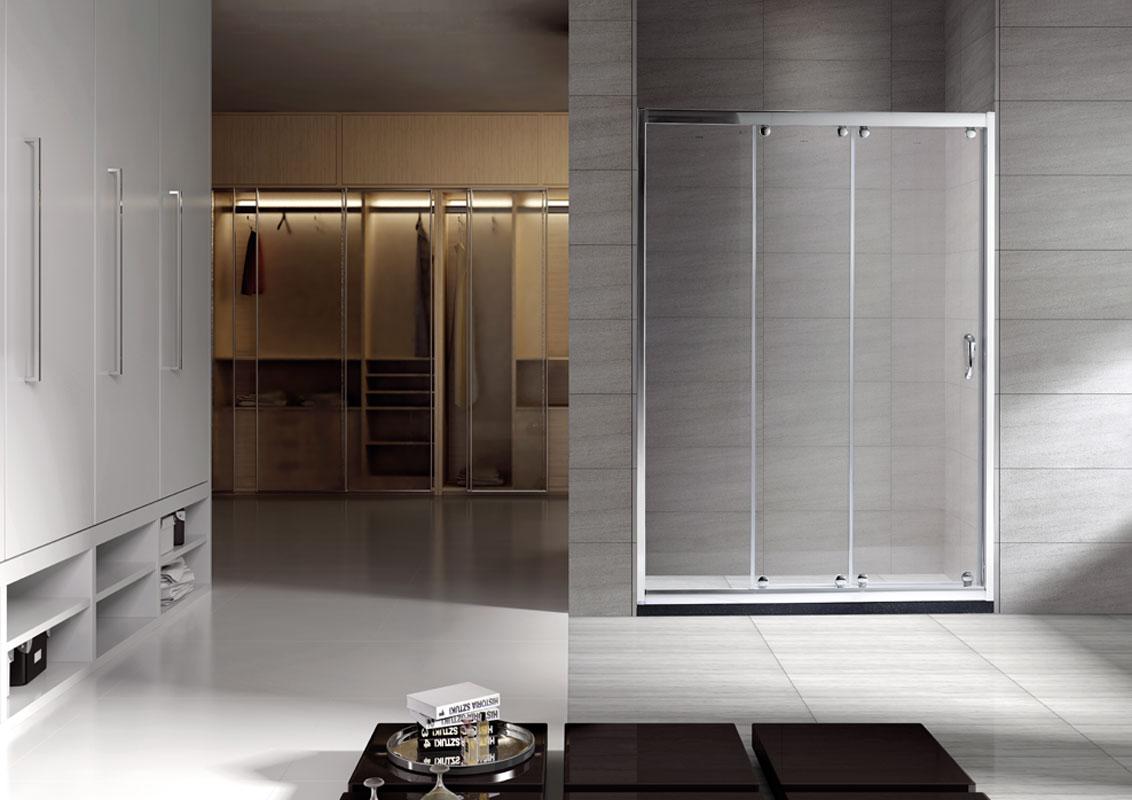 朗斯 移門式 凱曼P32淋浴房