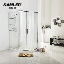 移门式弧扇型 K9177淋浴房