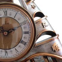 M 色树脂单面明清古典 闹钟