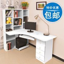 人造板刨花板/三聚氰胺板台式电脑桌简约现代 电脑桌
