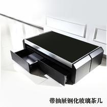 密度板/纤维板玻璃油漆工艺人造板工艺烤漆简约现代 KT701D茶几