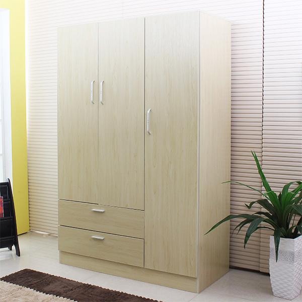 原廷 人造板刨花板/三聚氰胺板简约现代 2809衣柜