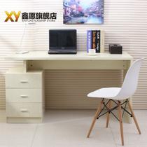 人造板刨花板/三聚氰胺板台式XZ101电脑桌简约现代 电脑桌