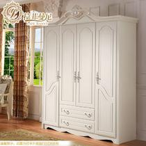 密度板/纤维板储藏平拉门成人欧式 衣柜