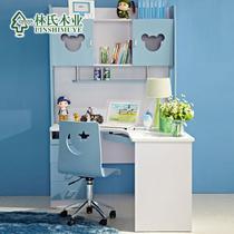 书桌人造板密度板/纤维板储藏儿童简约现代 书柜