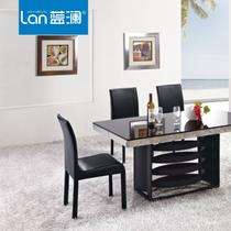 金属钢皮革多功能成人简约现代 B03餐椅