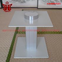 整装 台制手摇式铝柱和室升降机榻榻米