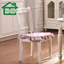 无扶手餐椅哑光人造板橡木拆装成人韩式 餐椅