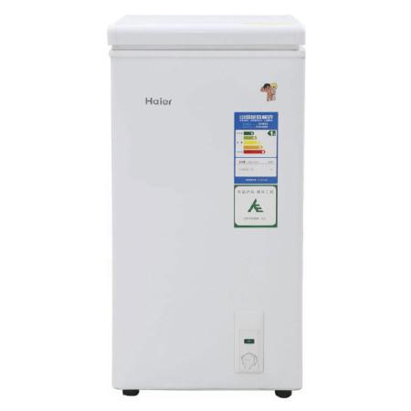 海尔 白色冷藏冷冻100L单门66L直冷立式 酒柜