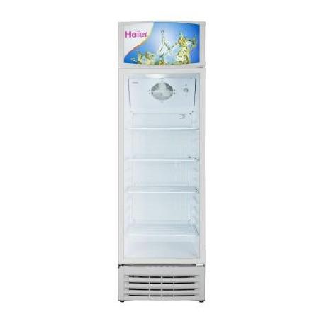 海尔 白色有冷藏54db(A)定频亚热带型(ST)单门R600a直冷侧开立式展示柜机械控温 酒柜