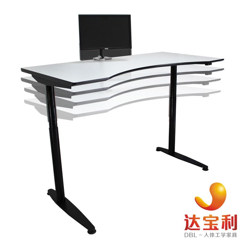 自由组合简约现代--电脑桌
