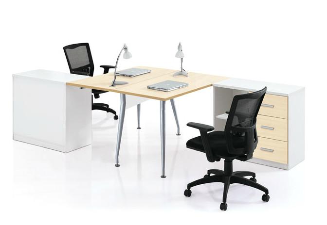 黎缘带抽屉自由组合简约现代-电脑桌
