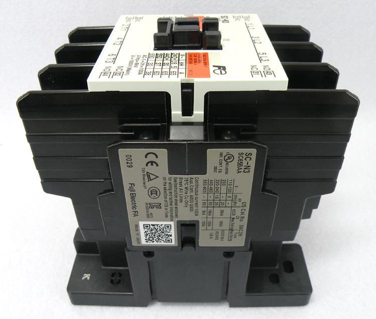 富士 二開二閉 SC-N3 110V繼電器