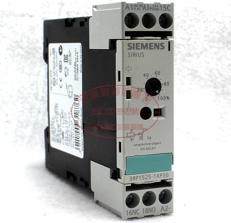 西门子 转换型 3RP1525-1AP30继电器