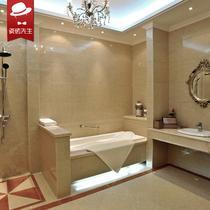 铂金深米黄室内地砖简约现代 瓷砖