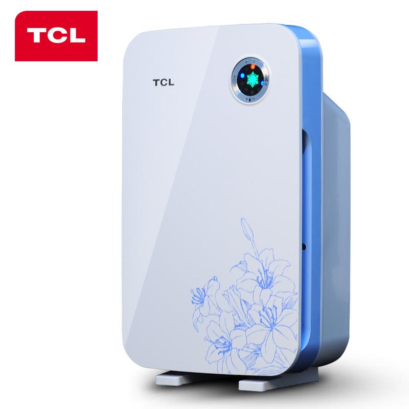 王牌白色空气净化器交流电全国联保家用净化器