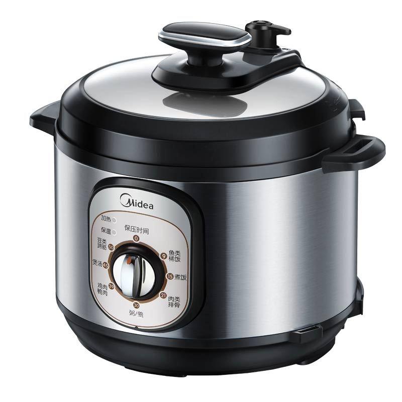 美的 蒸、煮、煲、燉、燜機械式 MY-13CH501A電壓力鍋