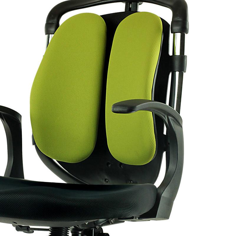 德斯帕塑料固定扶手尼龙脚网布帝雅系列电脑椅