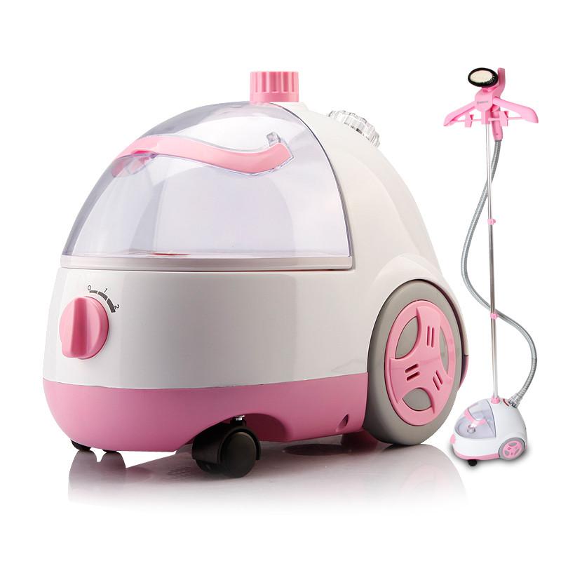 紅心 粉紅色兩檔調溫有全國聯保 掛燙機