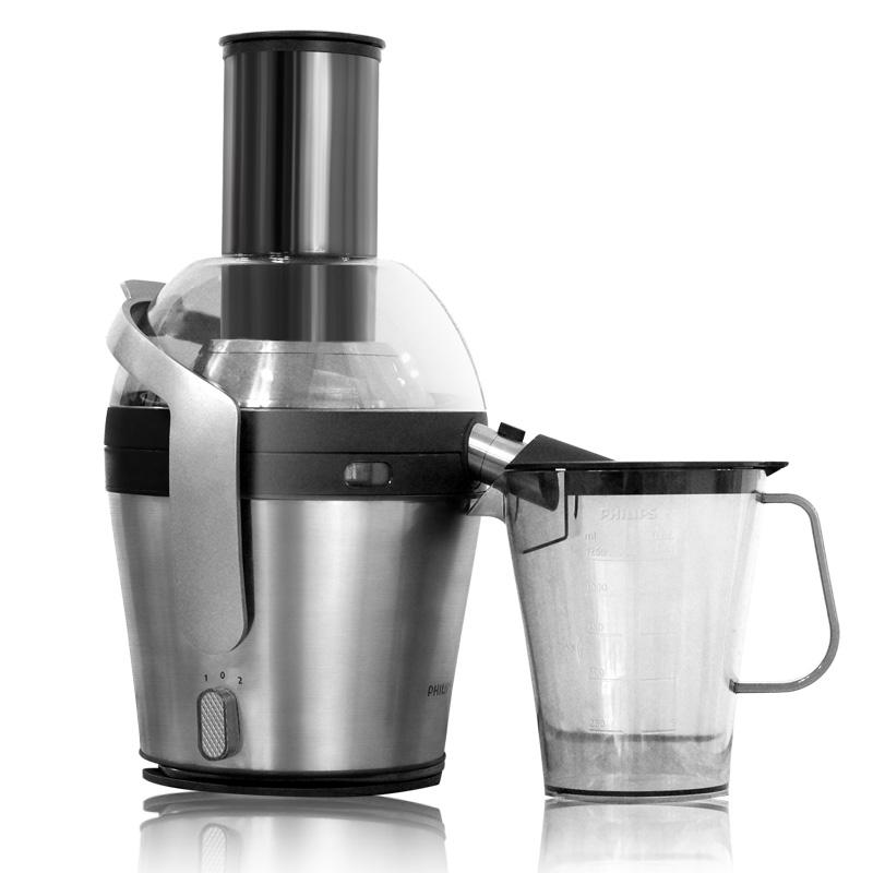 飞利浦银色碎冰搅拌打蛋制奶昔金属榨汁机