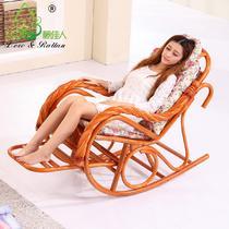 植物藤编织/缠绕/捆扎结构拆装各国风情成人东南亚 摇椅