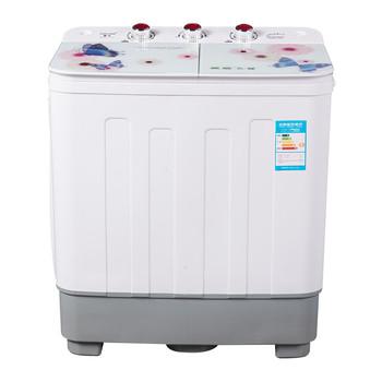 ?;?半自动双缸XPB45-398S洗衣机全塑内筒 洗衣机