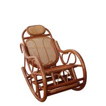 植物藤编织/缠绕/捆扎结构翻转成人北欧/宜家 摇椅