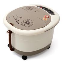 璐瑶全国联保恒温调节液晶显示手动式连体结构 足浴盆