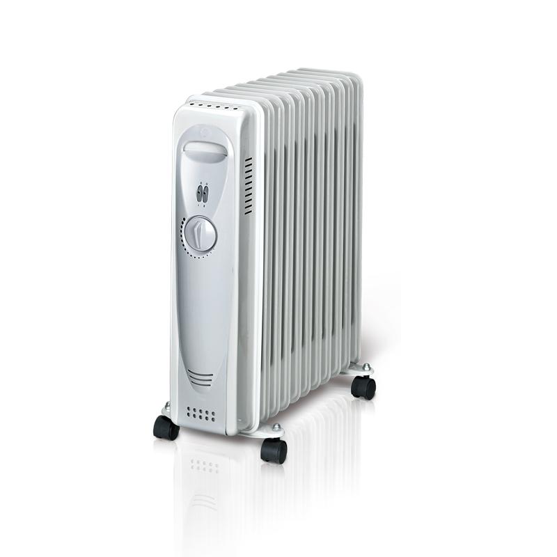 佳星 中端高性价比机械式2档50hz电热油汀 取暖器