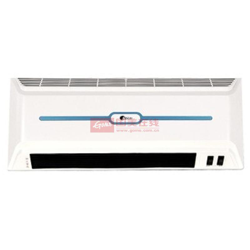美的 2档可?。?0㎡中端高性价比机械式50HZPTC陶瓷加热暖风机 取暖器