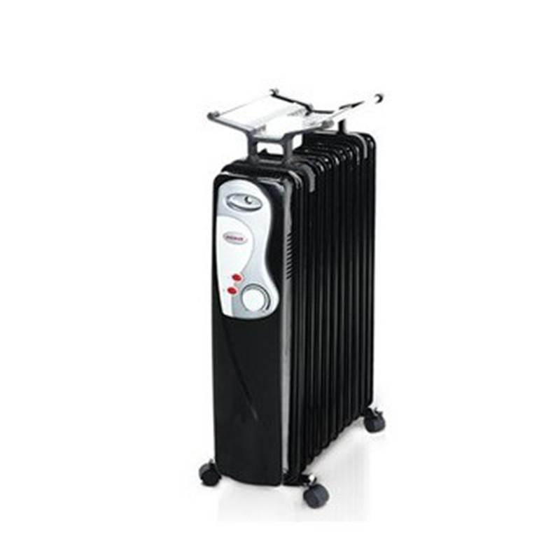 佳星 中端高性价比机械式3档50hz电热油汀 DF-200A3-11 电热油汀取暖器取暖器