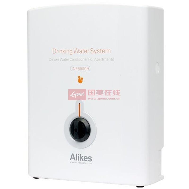 爱尼克斯 0.1微米5级以上厨房饮用水(直接饮用)净水机 净水器