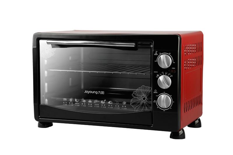九陽 紅黑配全國聯保機械式立式 KX-30J10電烤箱