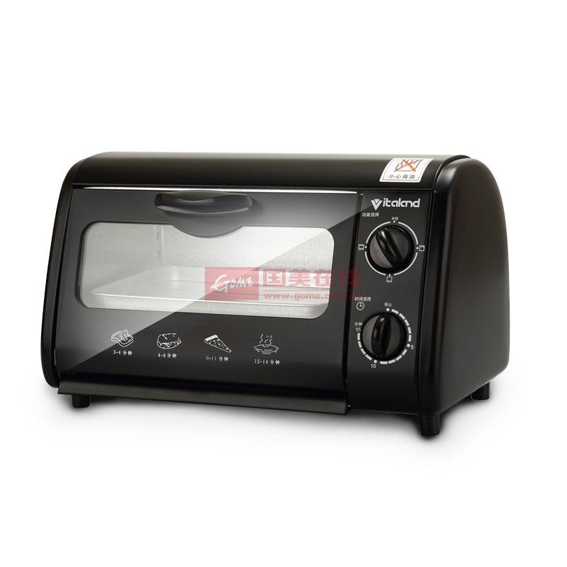威の电器 智能渐进式不锈钢烧烤,加热,烤鸡,电烤箱机械式 电烤箱