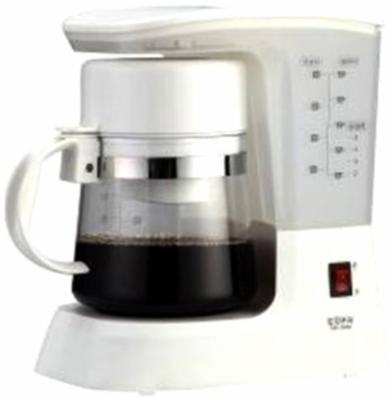 灿坤红色塑料标准大气压说明书保修卡美式滴漏式-咖啡机