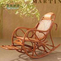 植物藤编织/缠绕/捆扎结构移动艺术成人田园 206摇椅