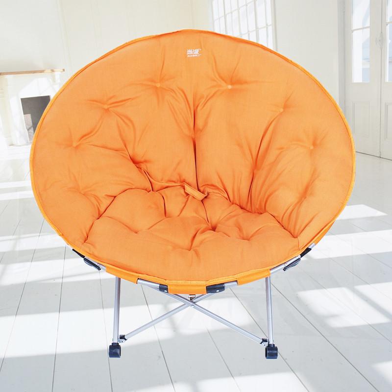 尚派 金屬鋼成人簡約現代 折疊椅