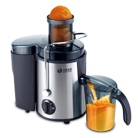 双狐不锈钢塑料榨汁机