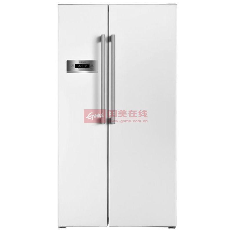 博世 對開門雙門變頻一級 BCD-610W(KAN62V02TI)冰箱