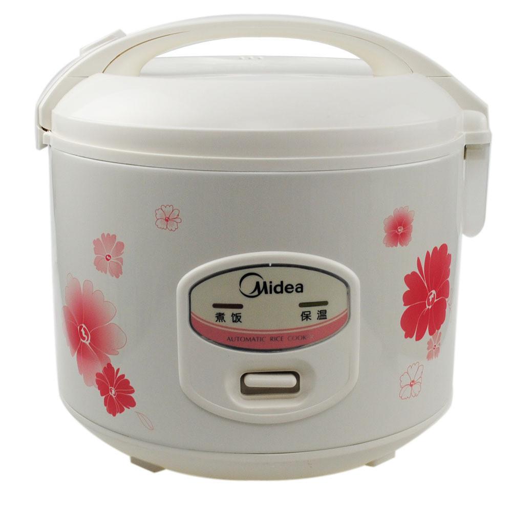 美的 圆形煲机械式 yj308j电饭煲