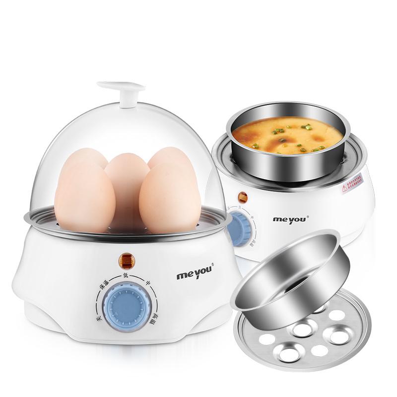 名友 白色蒸蛋羹蒸面食煮蛋 MY-35F煮蛋器