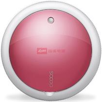 胭脂红直充随机式有干用尘盒小骚包智能扫地机 吸尘器