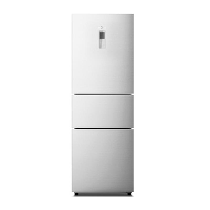 美的 Midea/美的BCD-215TEM(E)三门冰箱冰箱