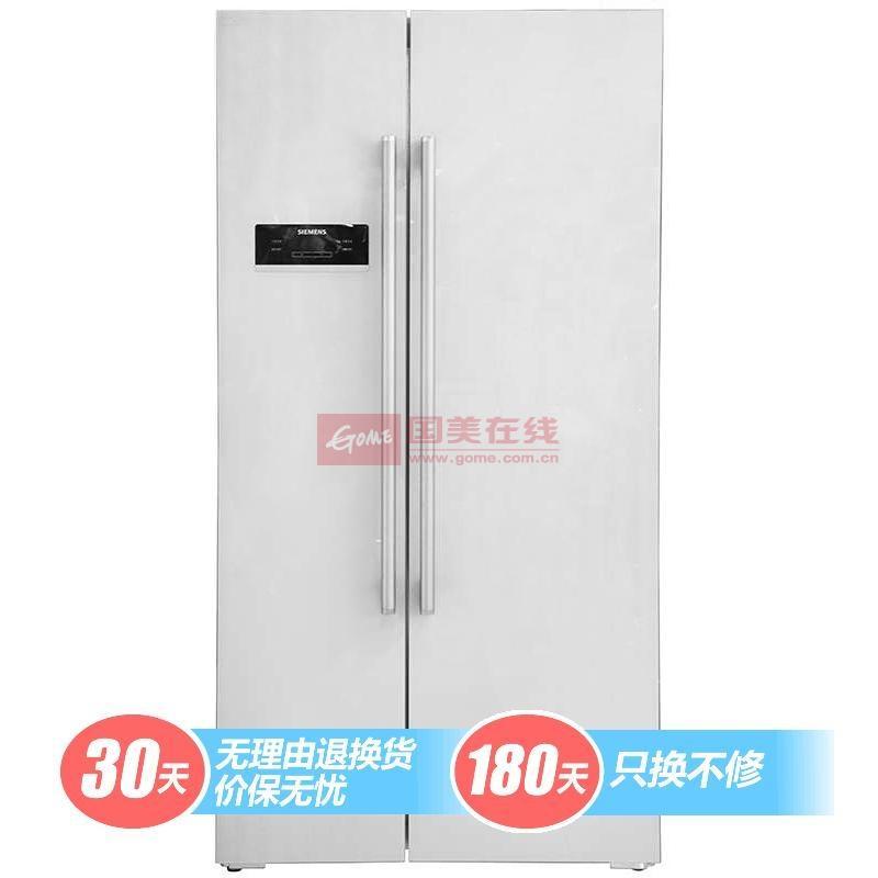 西门子 BCD-610W(KA62NS22TI)冰箱